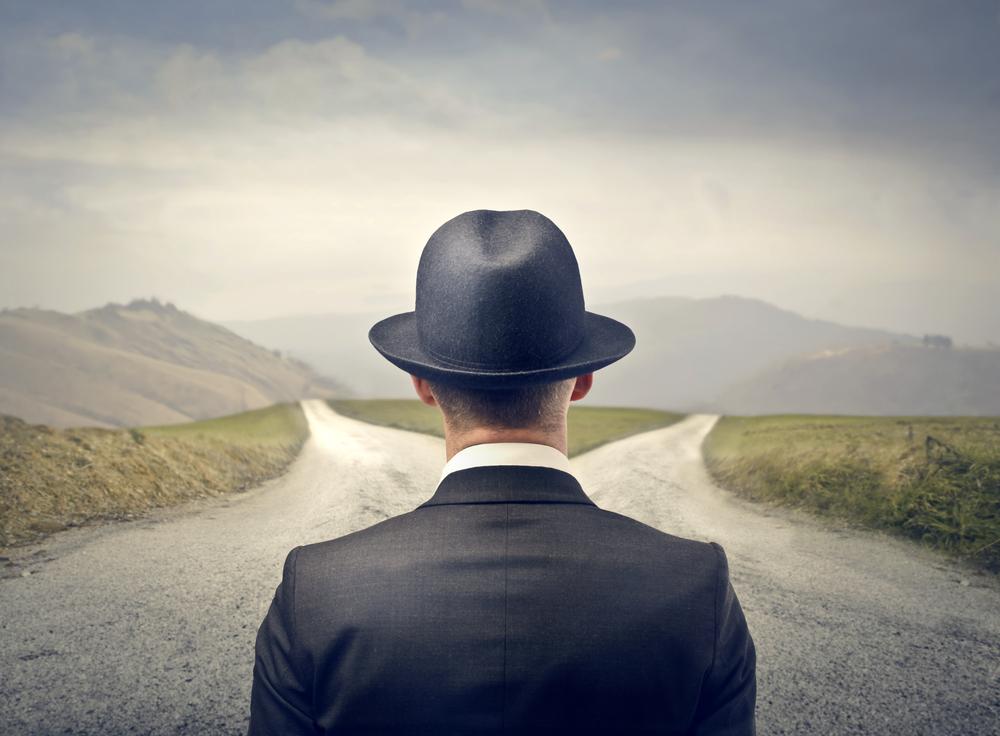 Take a different path